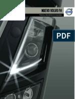 Especificacion Volvo FH