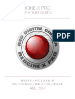 Redcine x Pro Ops Guide Build40 A