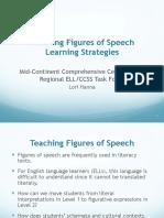 Mini Lesson 2-Teaching Figures of Speech