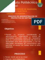 Proceso de Admin. de Proyectos