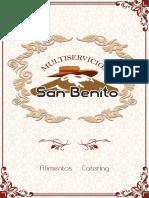 Brochure San Benito