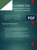 PPT OTK (Flowmeter)