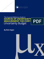 Sources of Uncertainty in Measurement for Every Uncertainty Budget