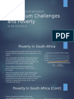 Poverty in South Africa 2016