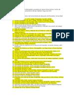 Listado de Material Bibliográfico Prestado Por Jaime Ochoa Ochoa