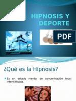 Hipnosis y Deporte