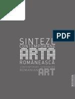Sinteze Contemporane Arta Romaneasca