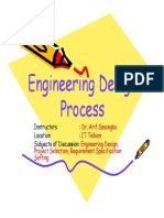 Engineering Design Process - ITT