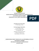 SILABUS K3 DAN KESELAMATAN PASIEN GASAL 2016.doc