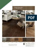 Somerset Handcrafted Brochure Adams Family Floors