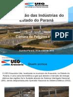 Termoelétrica a gás GLN