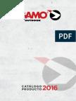 Catalogo Gamo 2016