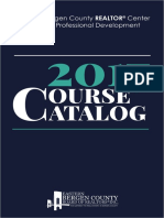 2017 Course Catalog