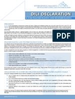 Dili Declaration ENG