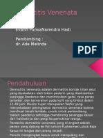 Dermatitis Venenata.pptx