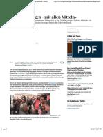 «Zurückschlagen – mit allen Mitteln» - News International
