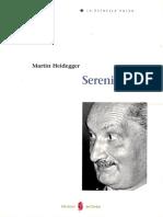Heidegger, Martin - Serenidad.pdf