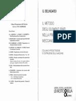 G. Belingardi - Il Metodo Degli Elementi Finiti Nella Progettazione Meccanica