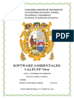 Software Ambiental