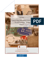Vér Ferenc. Számítógép Hálózatok Kiépítése - Átviteli Közegek- Optikai Kábelek. a Követelménymodul Megnevezése- Számítógép Összeszerelése