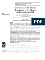 Six Sigma TPM