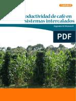 PRODUCTIVIDAD DE CAFE EN SISTEMAS INTERCALADOS