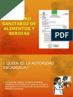(5)REGISTRO SANITARIO