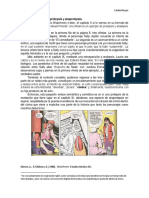Ejemplo de Analepsis, Prolepsis y Anaprolepsis.