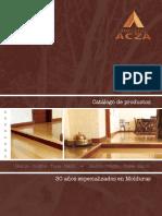 Acza Catalogo