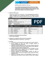Coordinadora de Innovación y Soporte Tecnológico Cist Para Las Iiee Jec 1