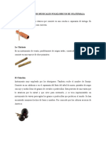 INSTRUMENTOS MUSICALES FOLKLORICOS DE GUATEMALA.docx