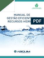 Manual Recursos Hidricos