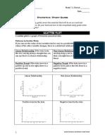 g8m6 key study guide statistics