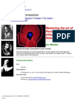 (ebook - pdf - self-help) Ph D Of Persuasion