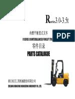 Hangcha Serie R3.0-3.5t
