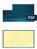 Partnership Formation