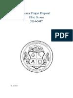 projectproposal-elisebrown