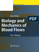 Biology and Mechanics of Blood Flow