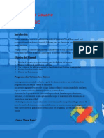 Manual de Usuario Visual Basic