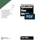 Ahmed Tarek - Hydrocarbon Phase Behavior