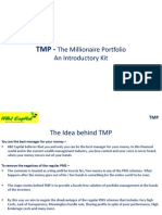 TMP (the millionaire portfolio) - An Offline PMS (an introductory kit)