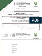 Programa de Supervisión 2015 enfermeria
