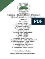 Tigrinya EnglishDictionary V1 6 1UseOnComputer