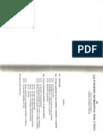 Las Funciones Informativas - Tema y Foco