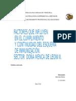 Monografia de Marvelia. Lista