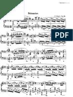 Partitions Gratuites _ Chopin, Frédéric - Op