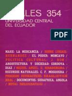 Marx, La Mercancia