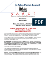 Newsletter 030317