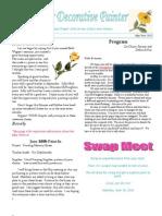 BADP Newsletter Issue 3-2010