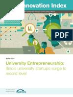 ISTC University Entrepreneurship Report 3.8.17